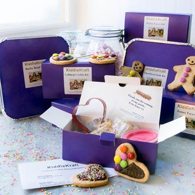 KiddieKraft Baking Kits